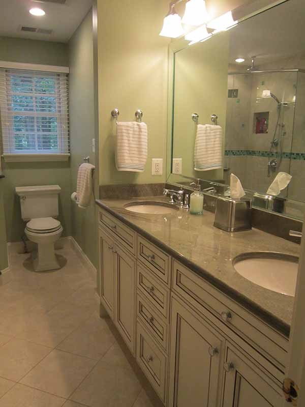 Alexandria bathroom remodeling renovations arlington va Bathroom remodeling arlington va