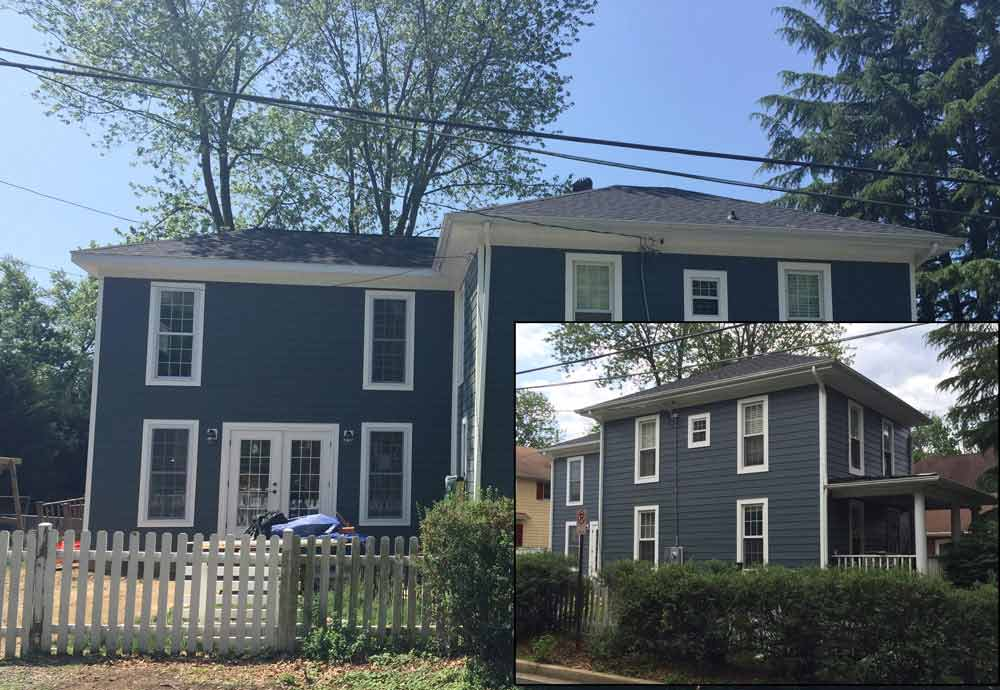 Before and after modular homes va carbide construction for Prefab house additions