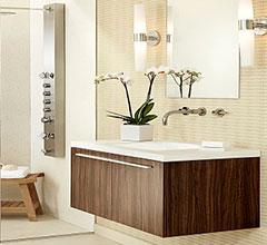Swanstone Bathroom Vanity