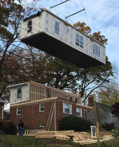 Second Story Addition Washington DC | Modular Additions on austin story, hot springs story, hello kitty story,