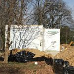 Carbide Construction Alexandria Va Project On The Foundation