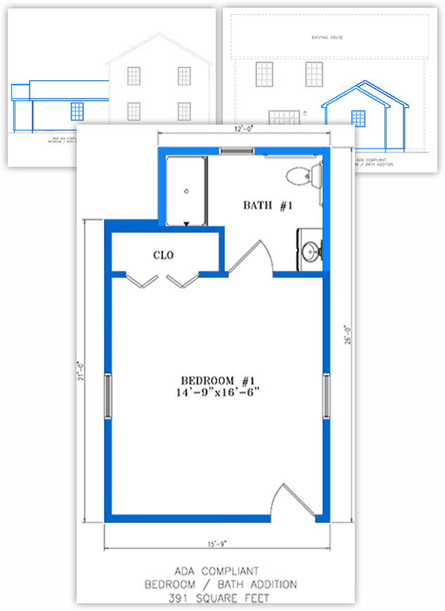 ADA Home Modifications Virginia