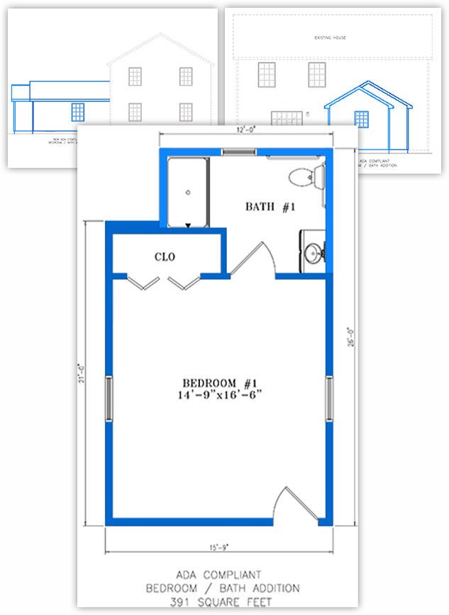 ADA Home Modifications Virginia