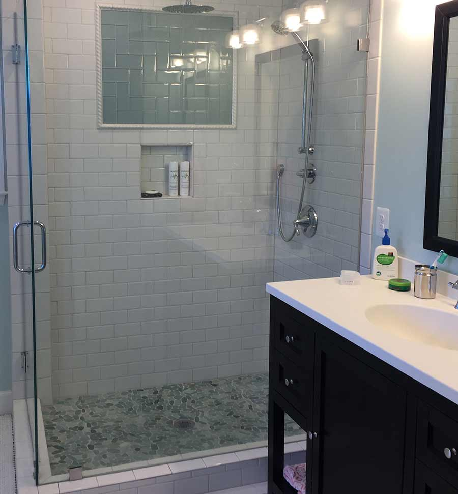 Alexandria Bathroom Remodeling Renovations Arlington VA - Bathroom renovation alexandria va