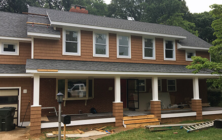 Springfield Project Siding and Roofing Highlight