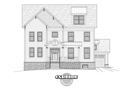 Arlington Modular Home Drawing