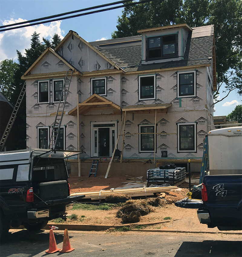 Modular homes builders falls church