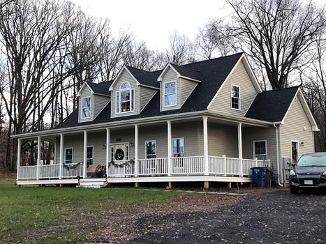 Leesburg Virginia New Modular Home
